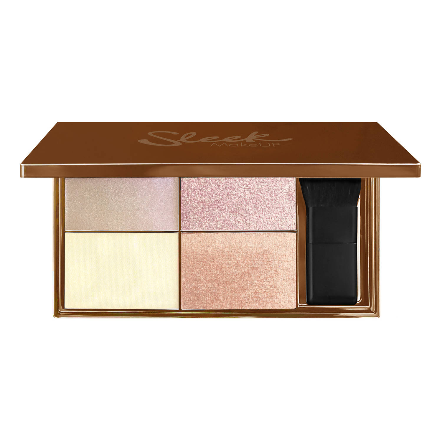 Sleek Makeup – följ de senaste sminktrenderna med Sleek Contour Kit och Sleek highlighter